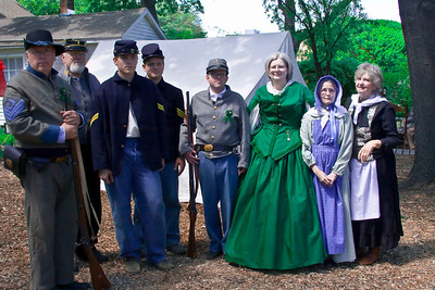 Civil War Reenactment42008