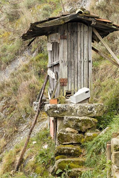 Trilho da Serra do Caramulo 12-04-2008