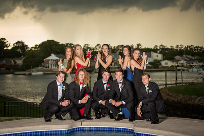 First Colonial Prom