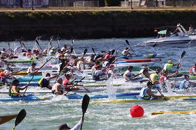 6º Competición Liga Galega Kayak de Mar/Campeonato Galego