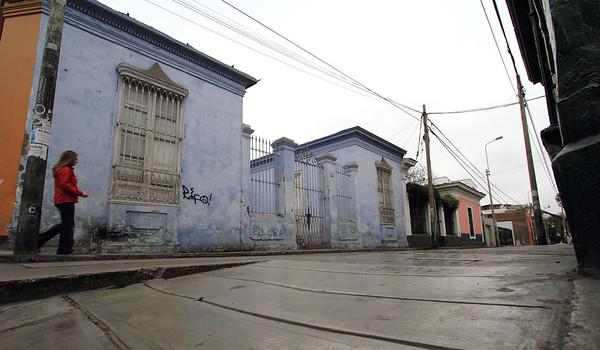 Στις γειτονιές της Λίμα