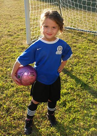 Jennifer Willer Soccer Fall 2010
