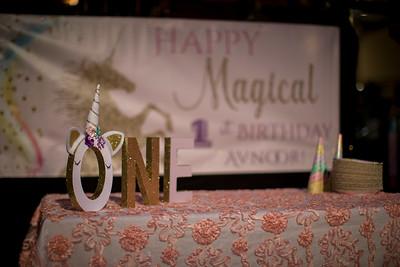 Birthday Party // Avnoor's 1st