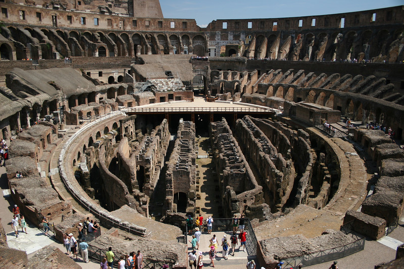 Rome, Italy: The Colosseum