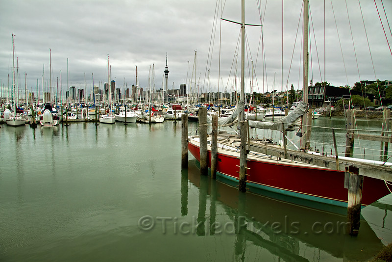 Marina Berth, Auckland, NZ