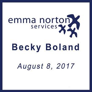 Becky Boland