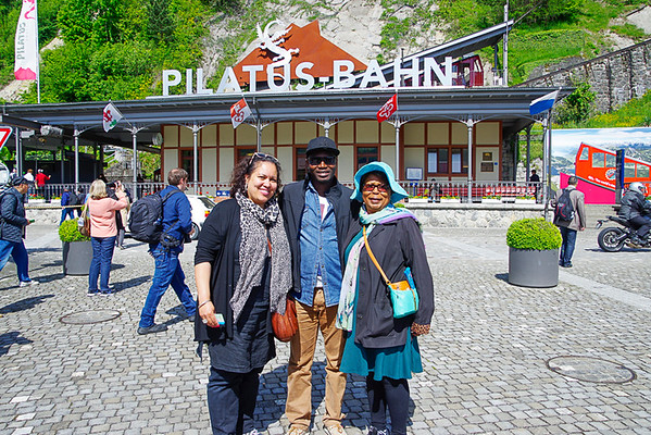 Visiting Basel, Switzerland