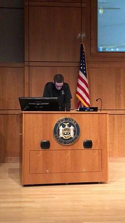 Ed Lawless Academy Presentation