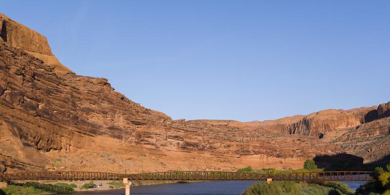 Moab, UT Colorado River