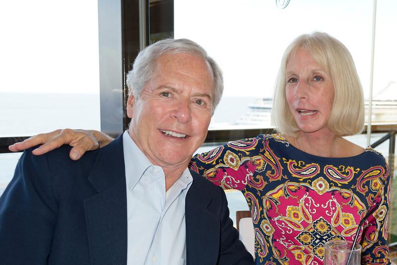 George Kelley and Susan Williams