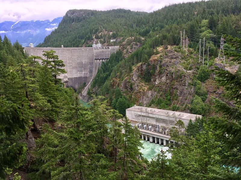 Lake Ross Dam