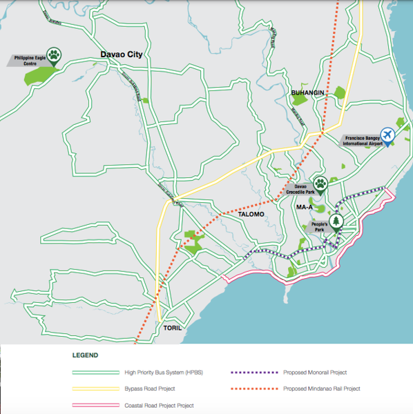 Davao Future Transport Projects