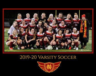 Women's Varsity Soccer vs Ukiah