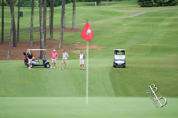 2015 Burnham Memorial Golf Tournament