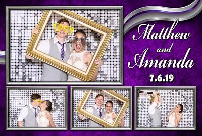 Matthew and Amanda's Wedding