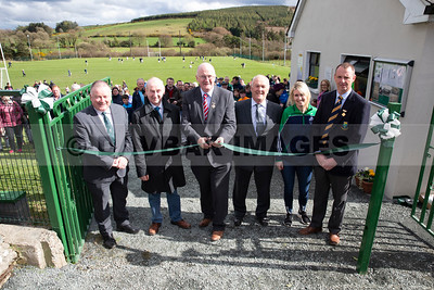 Ballymanus Pitch Opening 2018