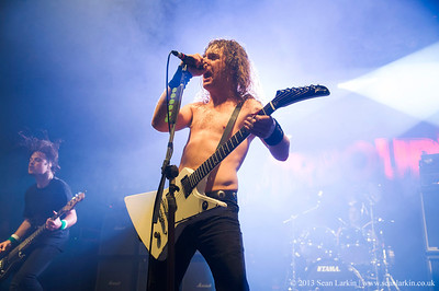 Airbourne - Hard Rock Hell VII