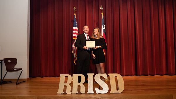 2019 Round Rock LC Student Awards
