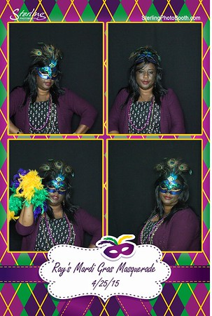 Ray's Mardi Gras Masquerade