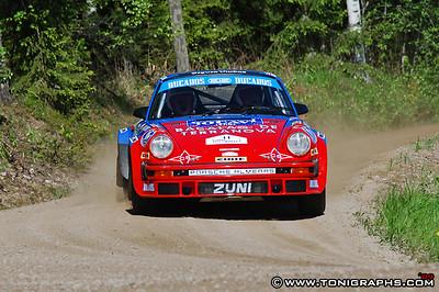 30.05.2009 | Lahti Historic Rally & Xerox-ralli, Lahti
