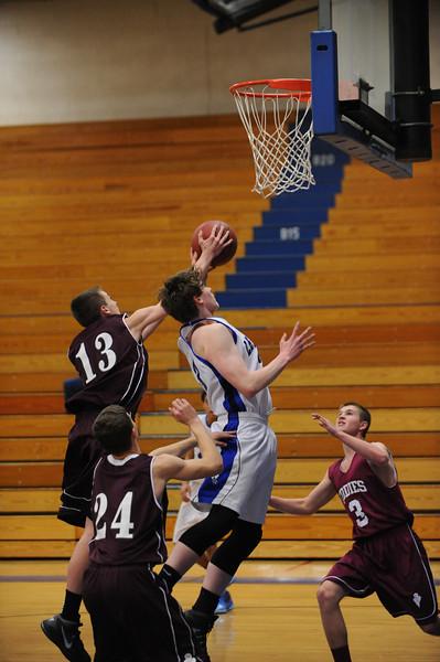 LHS VS ELHS JV basketball 02_06_14