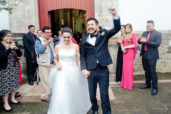 Ixchel & Fernado Ceremony