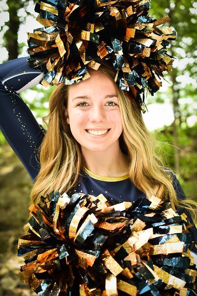 Varsity Cheer SR pics