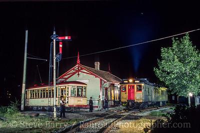 Canadian Railway Museum / Exporail
