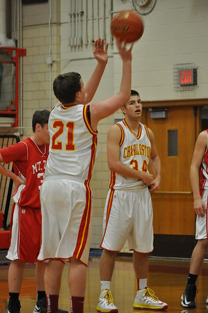 CHS Vs Mattoon 1/3/2013