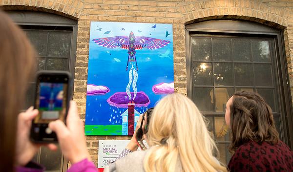 Water Street Studio Mural