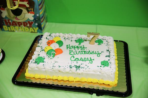 Casey's Birthday Party
