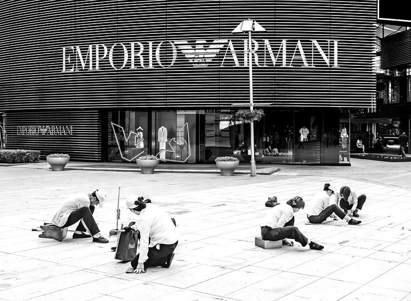Emporio Armani Cleaners