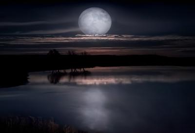 Cheyenne Super Moon