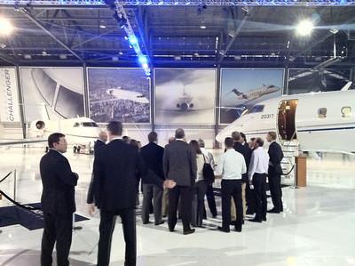 Bombardier Meeting