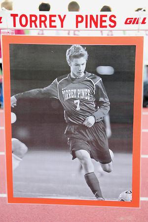 TP Mens Soccer, Senior Night, 2-16-12