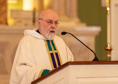 Thanksgiving Mass 2019