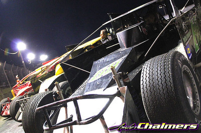Fulton Speedway Outlaw 200 - 10/05 - Amber Chalmers