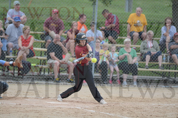 Lynnville-Sully vs. PCM Softball 6-18-19
