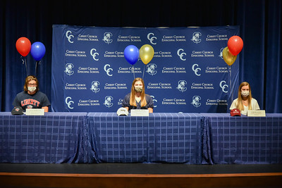 Spring Athletic Signing Day 2021