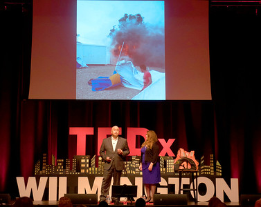 """Video: TEDx Talk - """"The Power of Faces: Looking at the Global Refugee Crisis"""""""