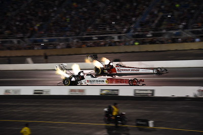 Topfuel Dragster Action