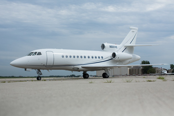 Falcon 900 EX N900VE (High Res)