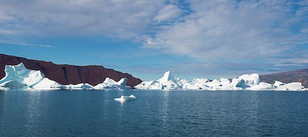 Greenland: Iceberg Graveyard