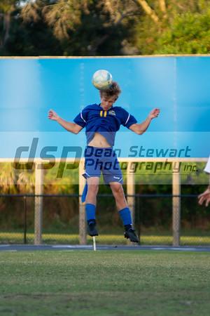Boys JV Soccer 12.16.19