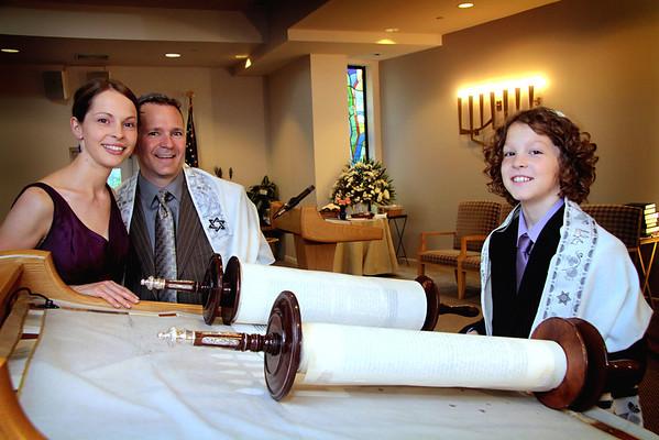 Morenberg Family - Synagogue