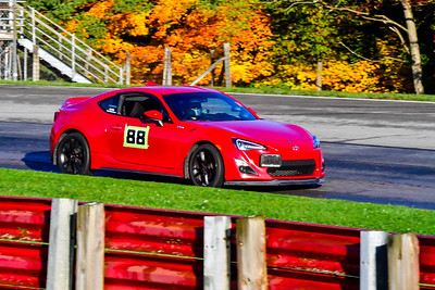 2020 OVR SCCA Oct 16 MO TrackDay Red Twin 88