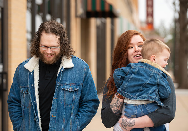 Brennan family shoot, Wichita Falls, TX, 2/8/2021