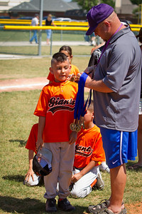 Little Giants Baseball June 2011
