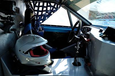 Rallycross côté padock