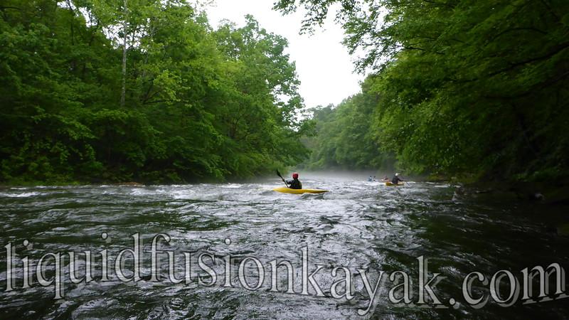 Stoneycreek River 6.5.2016